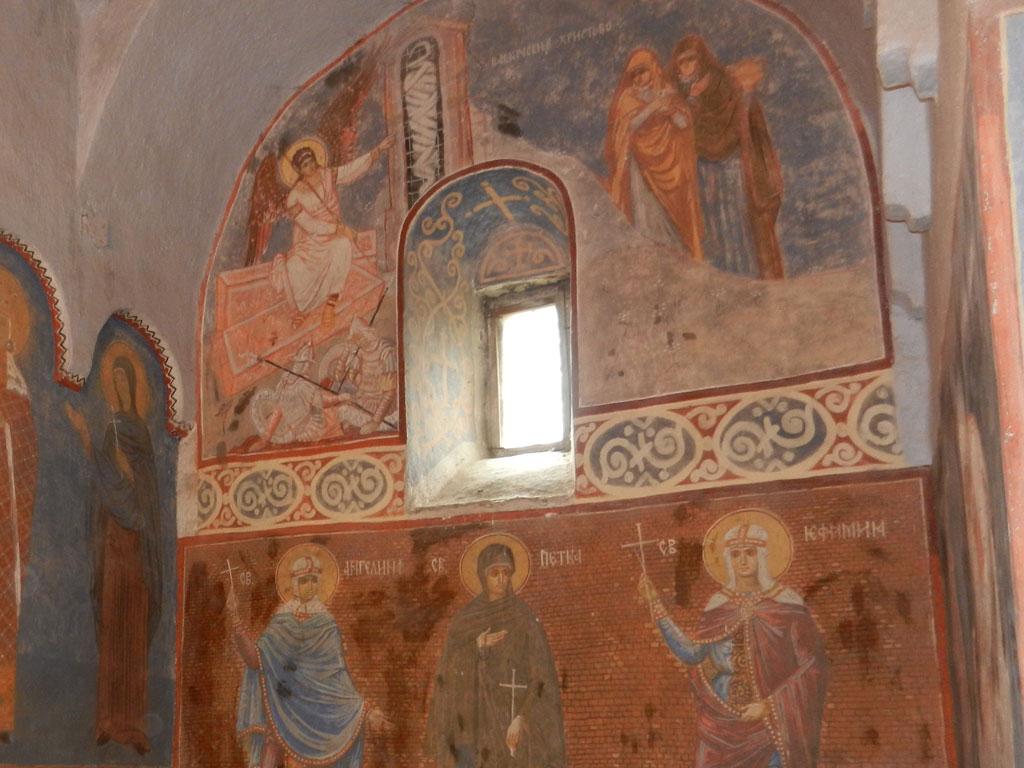 Raspisan tender za sanaciju Galerije fresaka