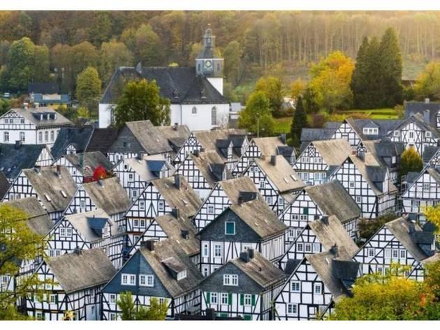 """Nemački grad zbog neobične arhitekture postao """"zvezda"""" Instagrama"""