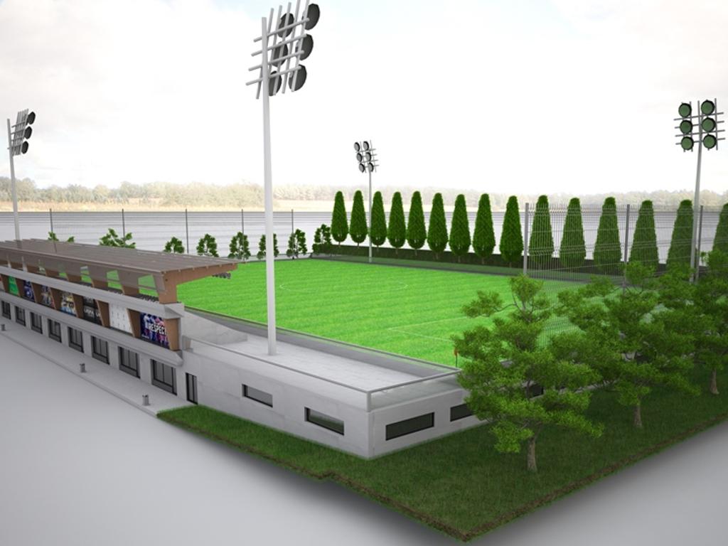 Novi fudbalski stadion na Vlašiću do kraja 2016. - Pogledajte kako će izgledati kompleks vrijedan 2,5 mil KM (FOTO)
