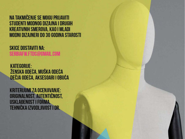 Serbia Fashion Week predstavlja mlade talente