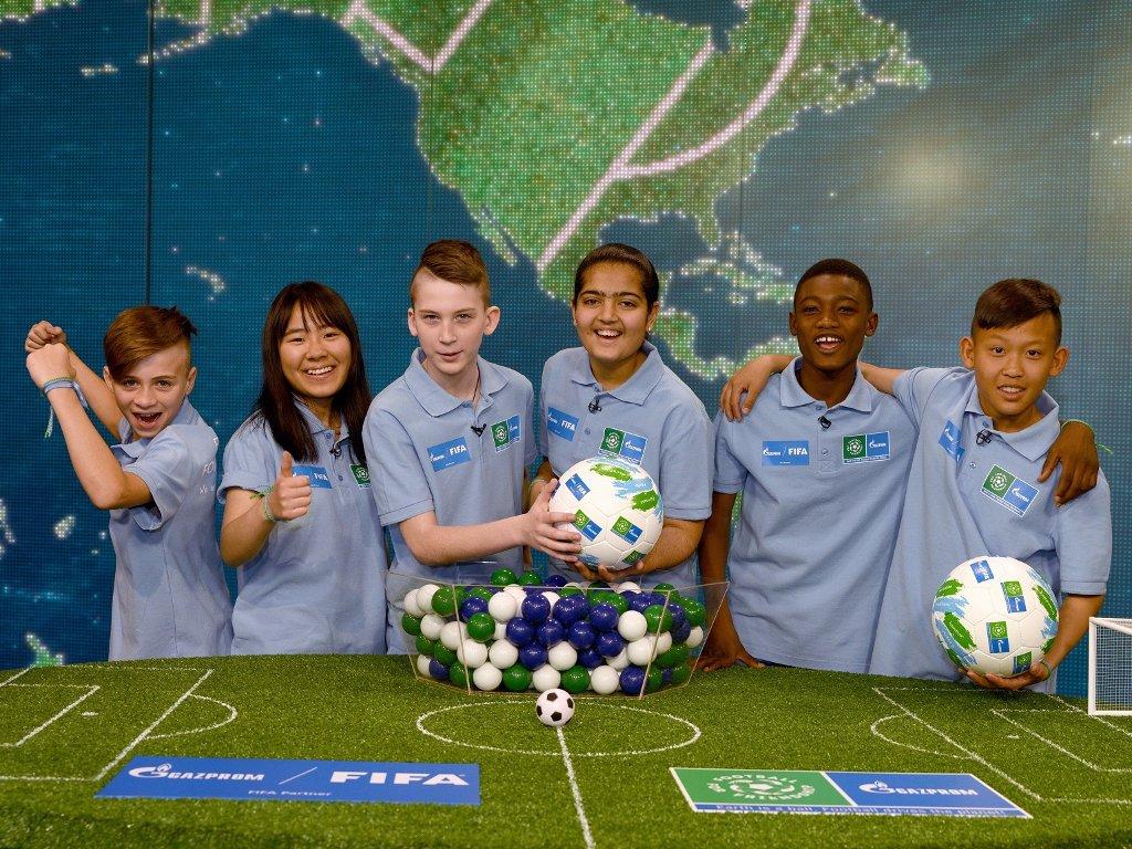 Fudbal za prijateljstvo 2018 zbližava decu iz 211 zemalja i regiona