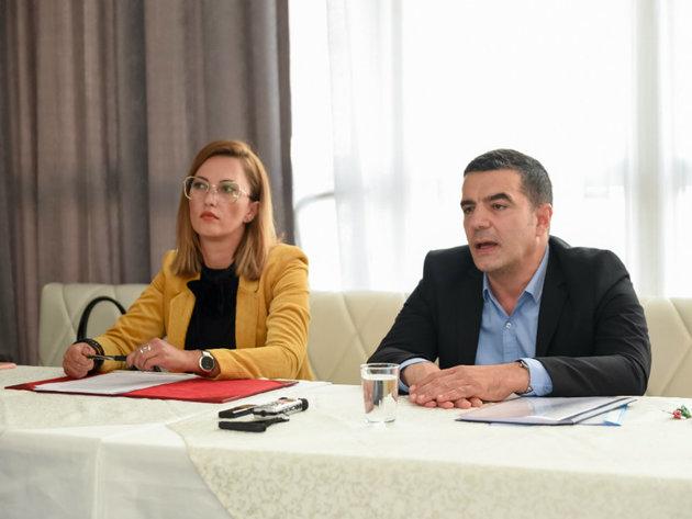 Gabrijela Glavočić i Siniša Kusovac