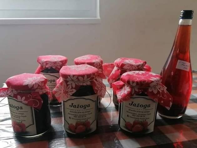 Proizvodi od jagoda