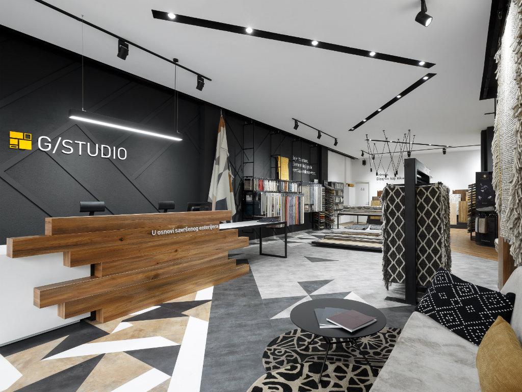 G/STUDIO - Podovi za kreativne poslovne i stambene prostore