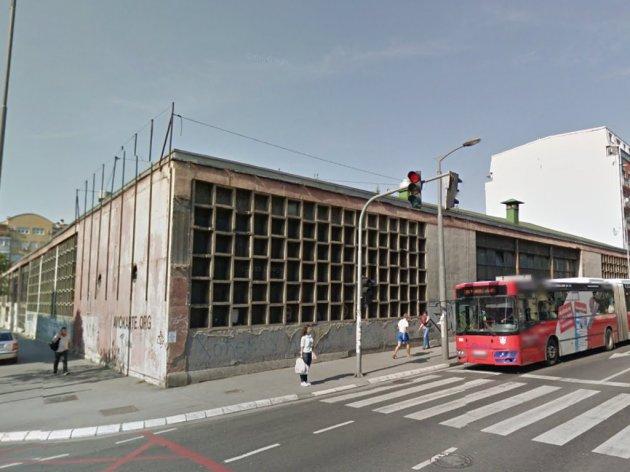 Garažu GSP Beograd koristio kao radionicu