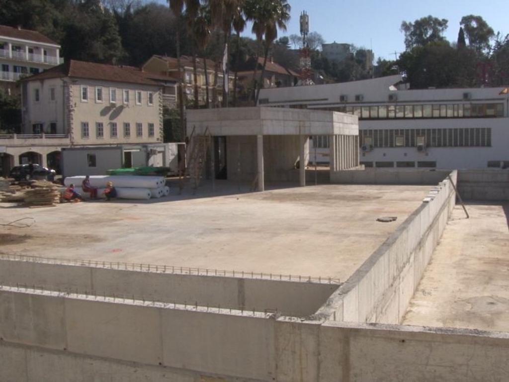 Herceg Novi do ljeta dobija novi trg i javnu garažu sa 200 parking mjesta