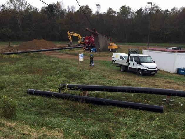 Počela izgradnja gasovoda na području Rafinerije nafte Brod