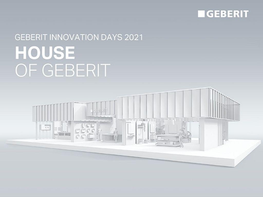 Geberit Innovation Days od 7. do 9. aprila