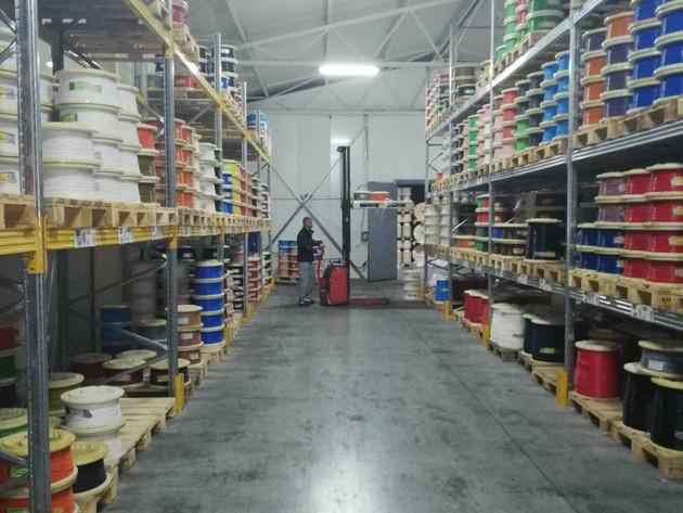 Gebruder Weiss širi kapacitete u Nišu - Udvostručen magacinski prostor logističkog centra na jugu Srbije