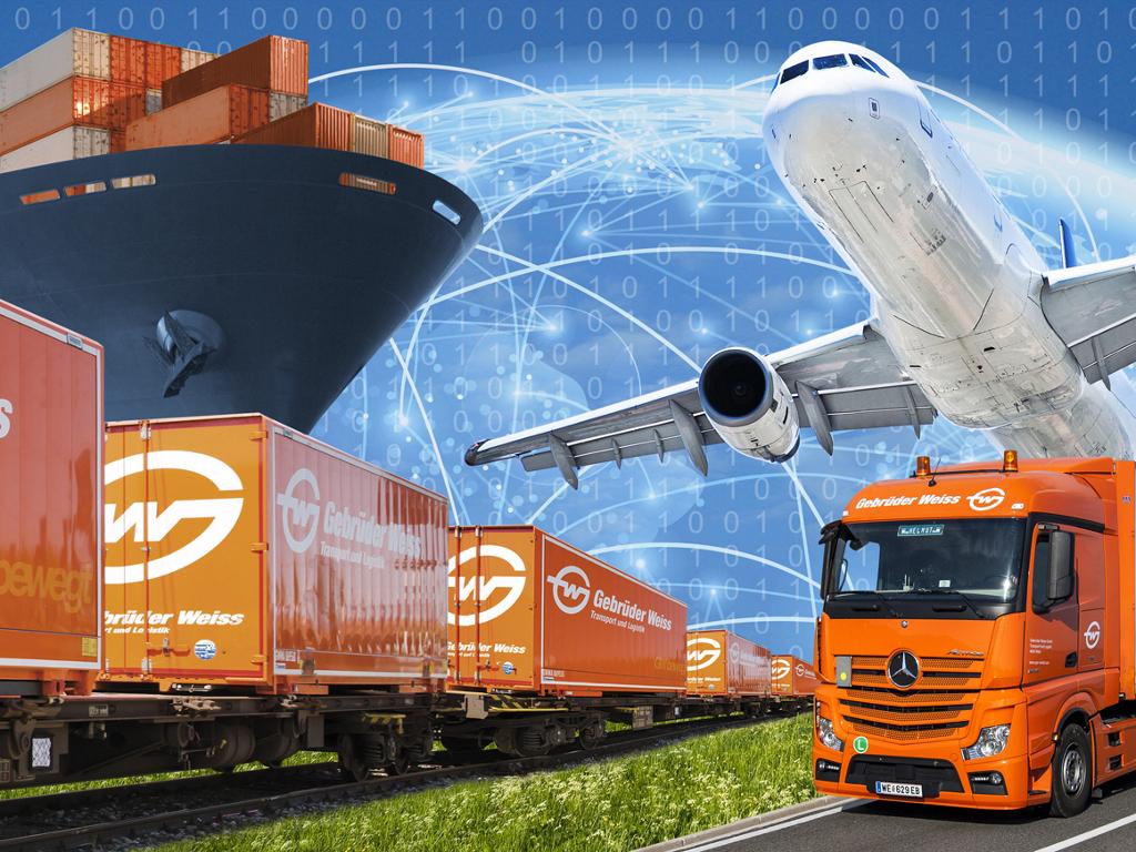 Gebruder Weiss nastavio jačanje međunarodne mreže u 2017. - Zabilježeno povećanje prometa za 14%