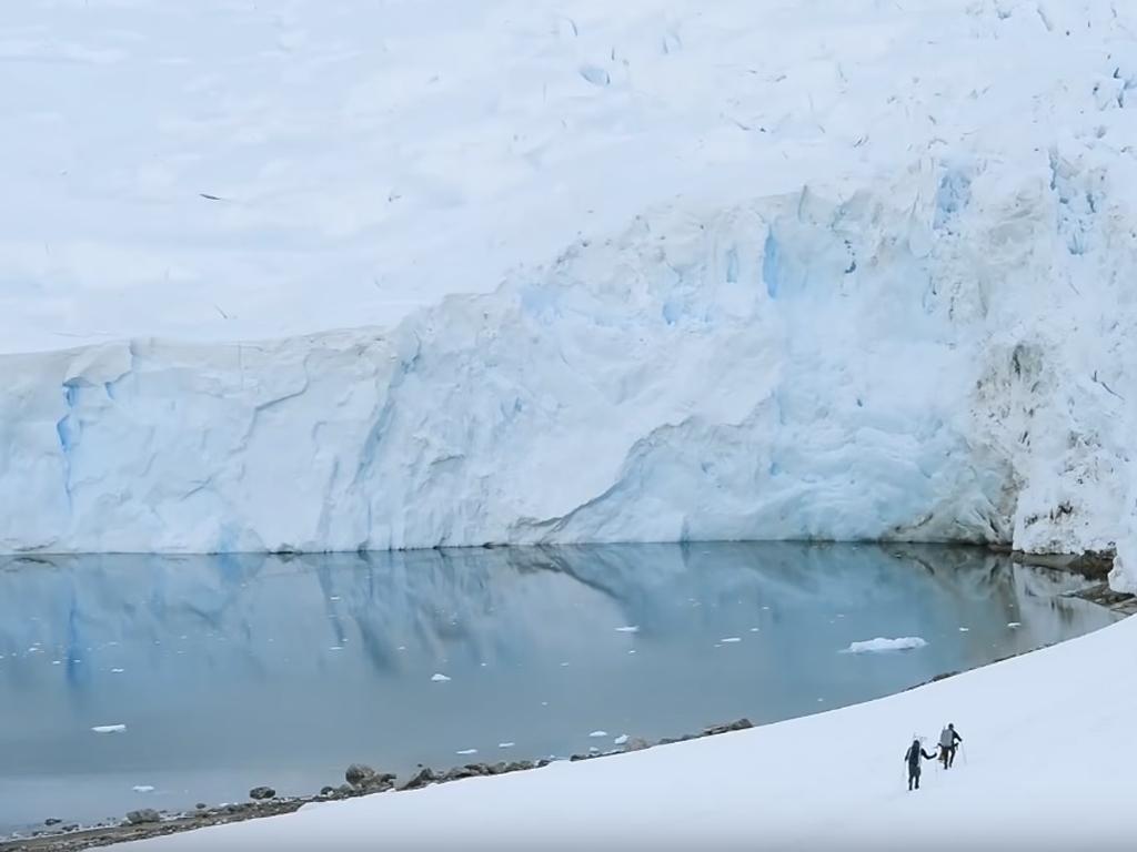 Na Arktiku otkriveno novo ostrvo