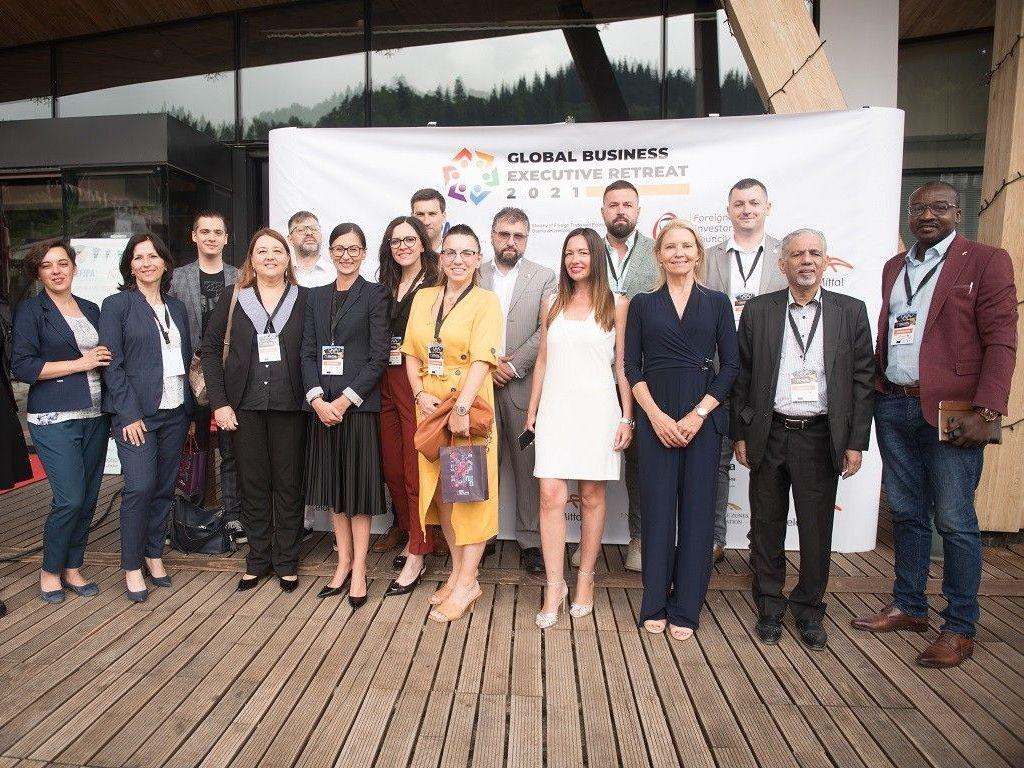 Uspješno završen prvi skup Global Business Executive Retreat 2021 - Date preporuke za oporavak turizma i kvalitetnije privlačenje stranih investitora