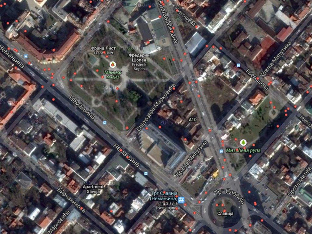 """Novi stanovi na Slaviji - """"Global Park"""" planira izgradnju poslovno-stambenog objekta u centru Beograda"""