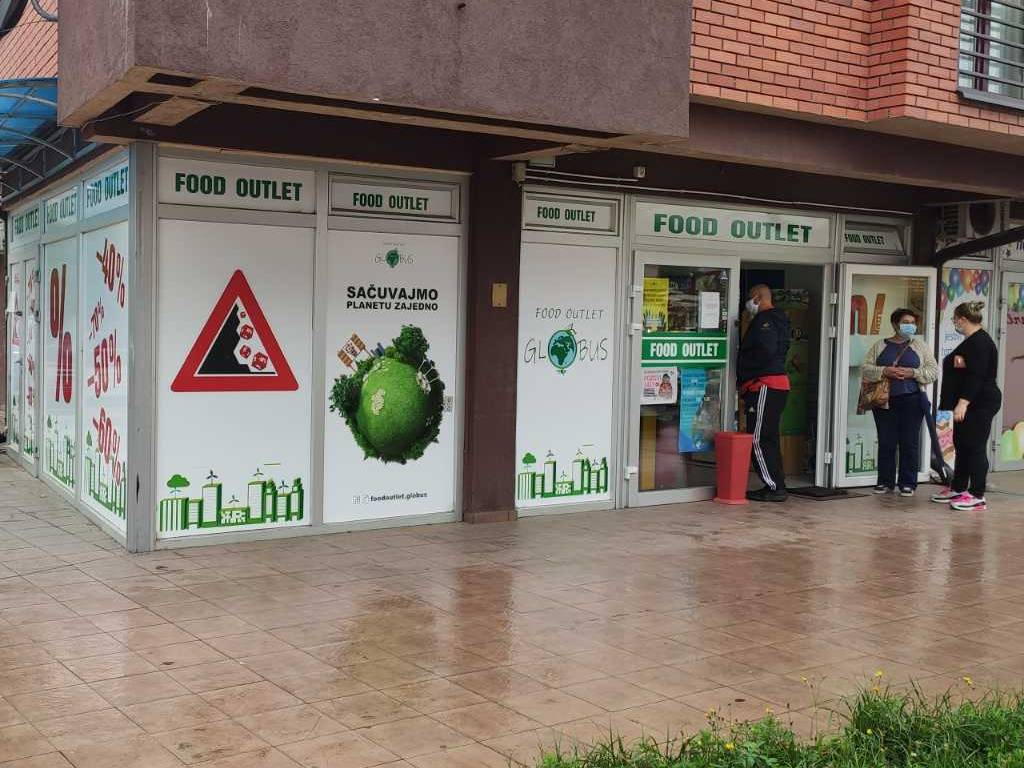 Banjalučani sve više kupuju u prvoj outlet food prodavnici - Raznovrsan asortiman i niže cijene odagnale početni skepticizam
