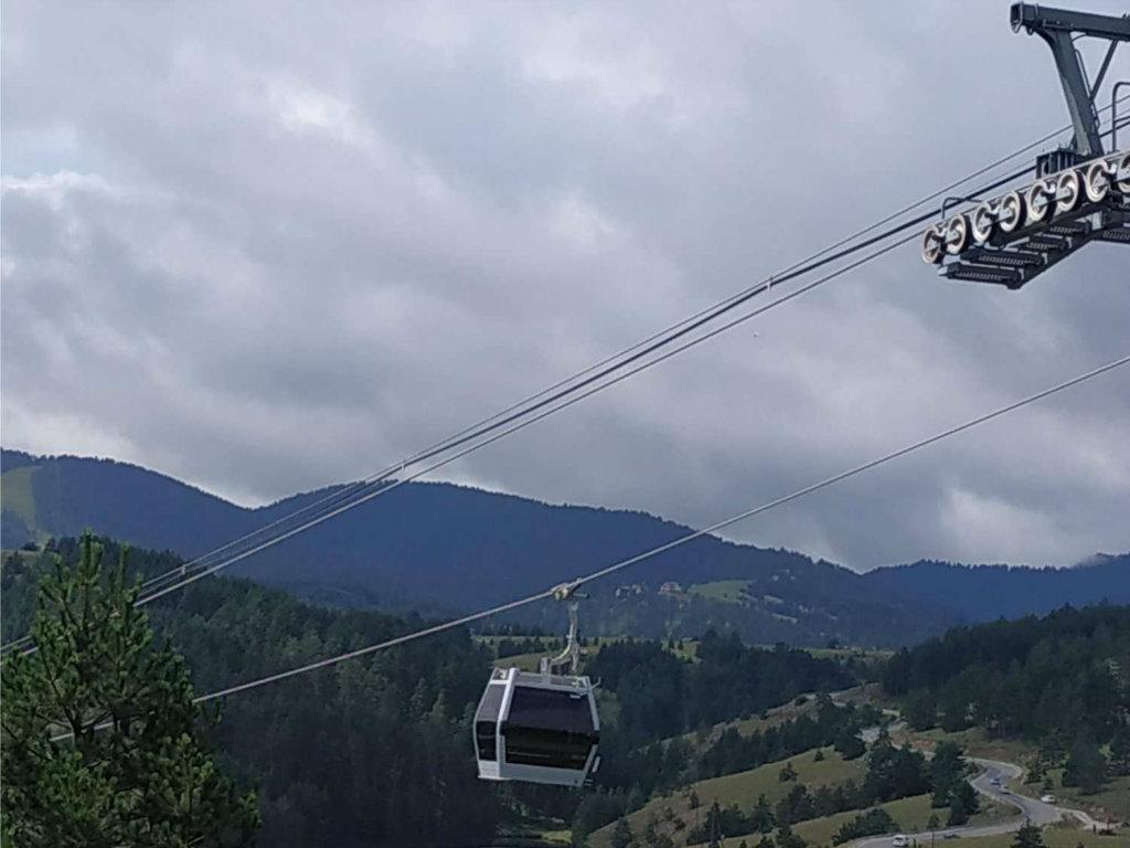 25.000 Touristen haben bereits eine Gondelfahrt im Zlatibor genossen