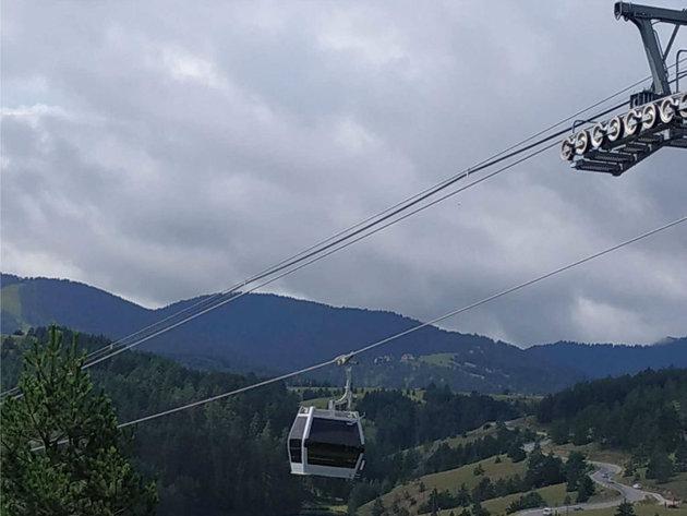 Zlatibor Gondola Sees 25,000 Passengers