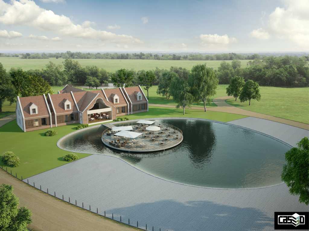 """Golf na profesionalnom nivou - """"Club Centar Novi Sad"""" traži partnera za izgradnju  terena sa 18 rupa, hotela i eko sela sa bazenom (FOTO)"""