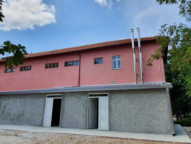 Srednjoškolski centar u Bileći dobio novi sistem grijanja