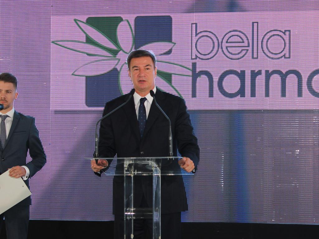 U Staroj Pazovi otvorena najveća industrijska perionica veša na Balkanu - Bela harmonija uposlila 50 radnika