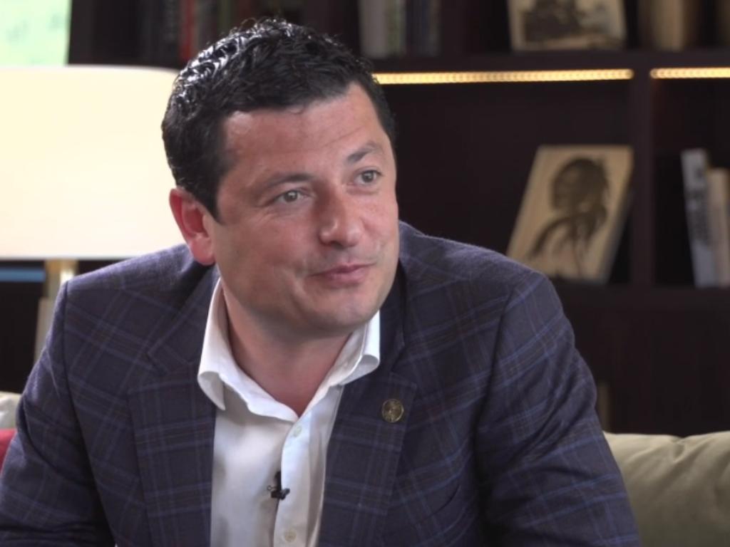 Goran Kovacevic, the general manager of Viceroy Kopaonik Serbia