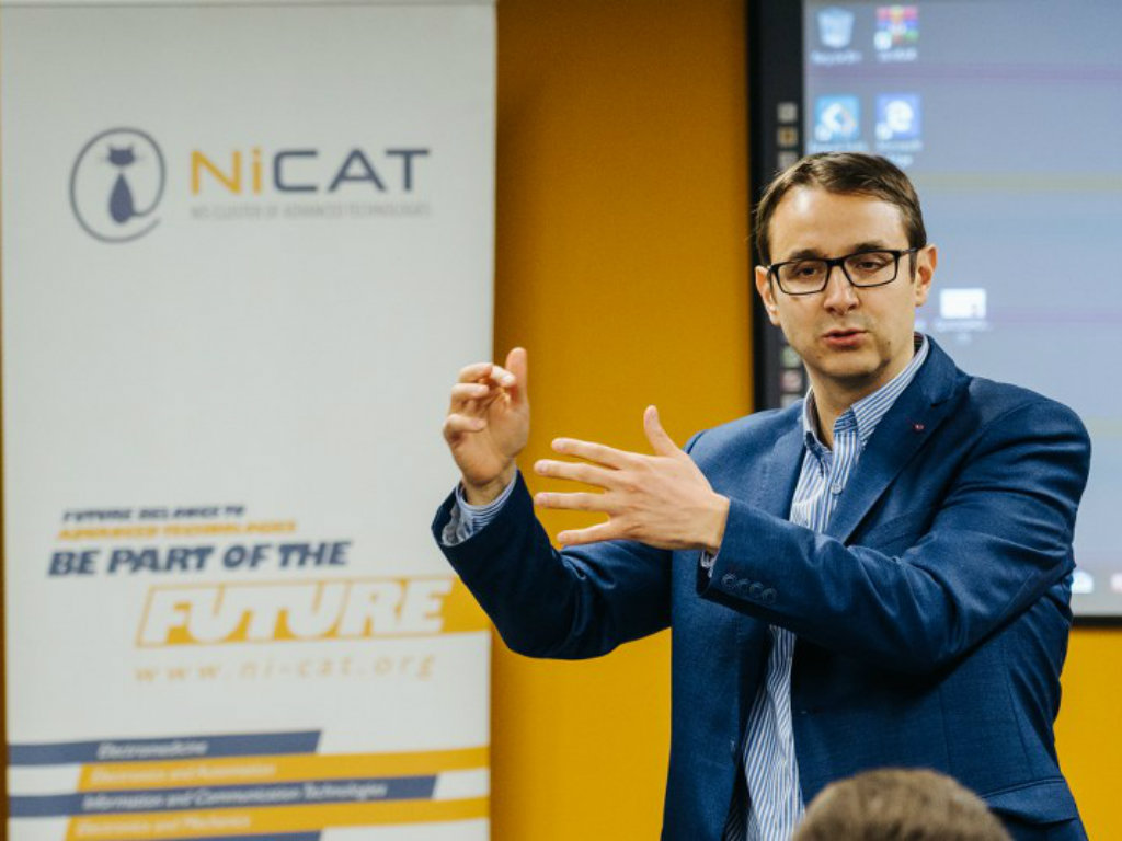 Goran Mladenović, direktor NiCAT klastera - Naša vizija je region Jugoistočne Srbije kao centar razvoja tehnologija na Balkanu
