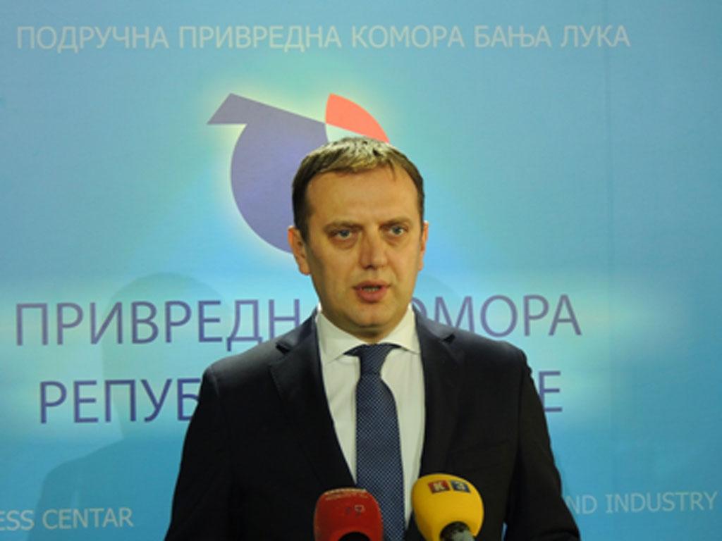 Goran Račić ostaje na čelu Područne privredne komore Banjaluka