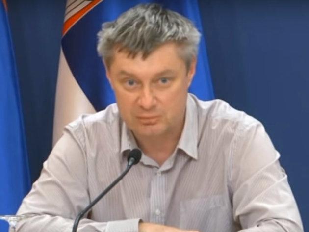 Goran Stevanović, direktor Instituta za infektivne i tropske bolesti KCS - biografija