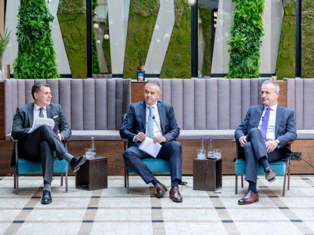 Bojan Žepinić, Goran Živković i Branislav Marić