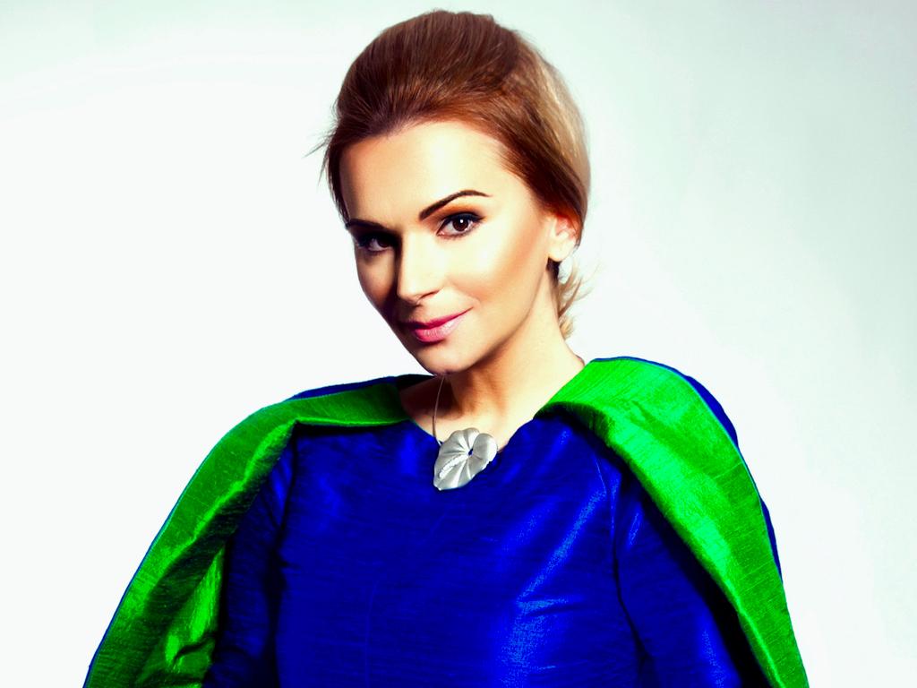 Gordana Tomić, slikarka i direktor Art Parlamenta - Ono što je u čoveku nativno uvek će naći svoj put