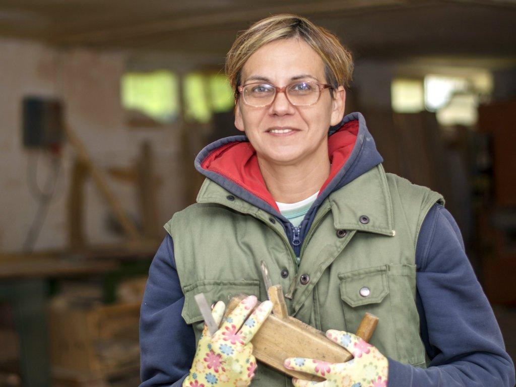Gorjana Ponjević Ballani, vlasnica Wood planeta - Doktorka za drvo