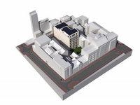 U Gospodar Jovanovoj se gradi stambeno-poslovna zgrada od 6.500 kvadrata