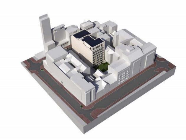 U Gospodar Jovanovoj će se graditi stambeno-poslovna zgrada od 6.500 kvadrata