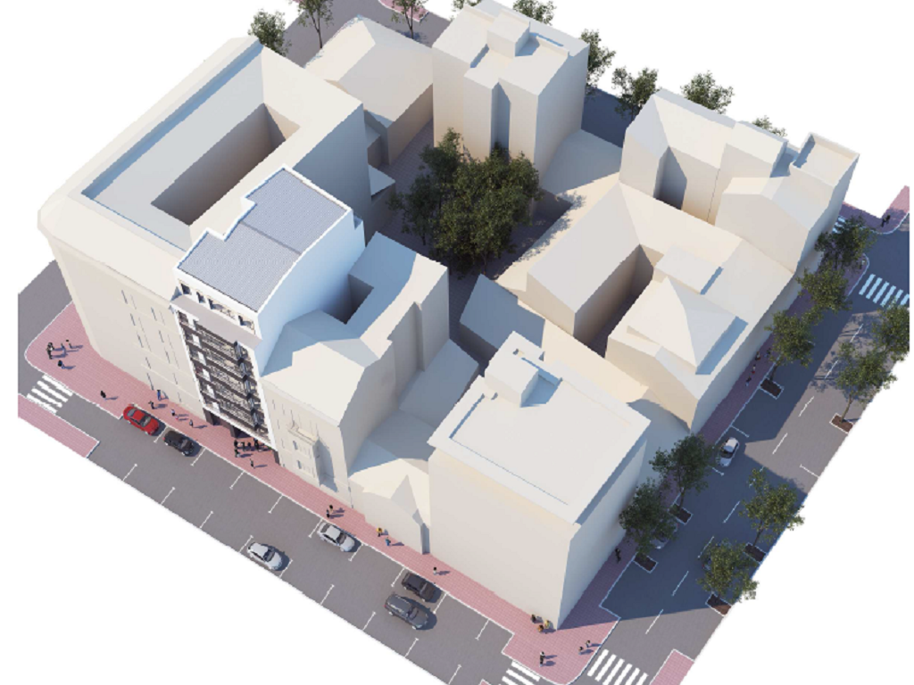 U Gospodar Jovanovoj gradiće se zgrada sa stanovima većim od 120 kvadrata (FOTO)