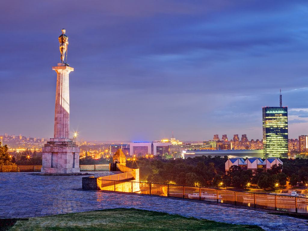Serbia chosen as a top travel destination for 2019