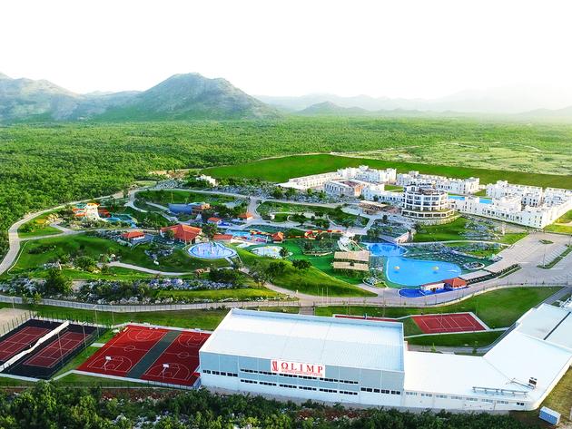 Akva i dino park, hoteli, sportski tereni, apartmansko naselje - Šta sve nudi jedinstveni turistički kompleks Grad Sunca?