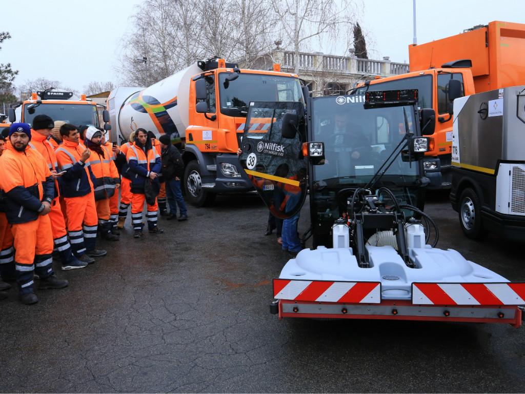 Prezentacija plana javnih nabavki beogradskog JKP Gradska čistoća 22. marta