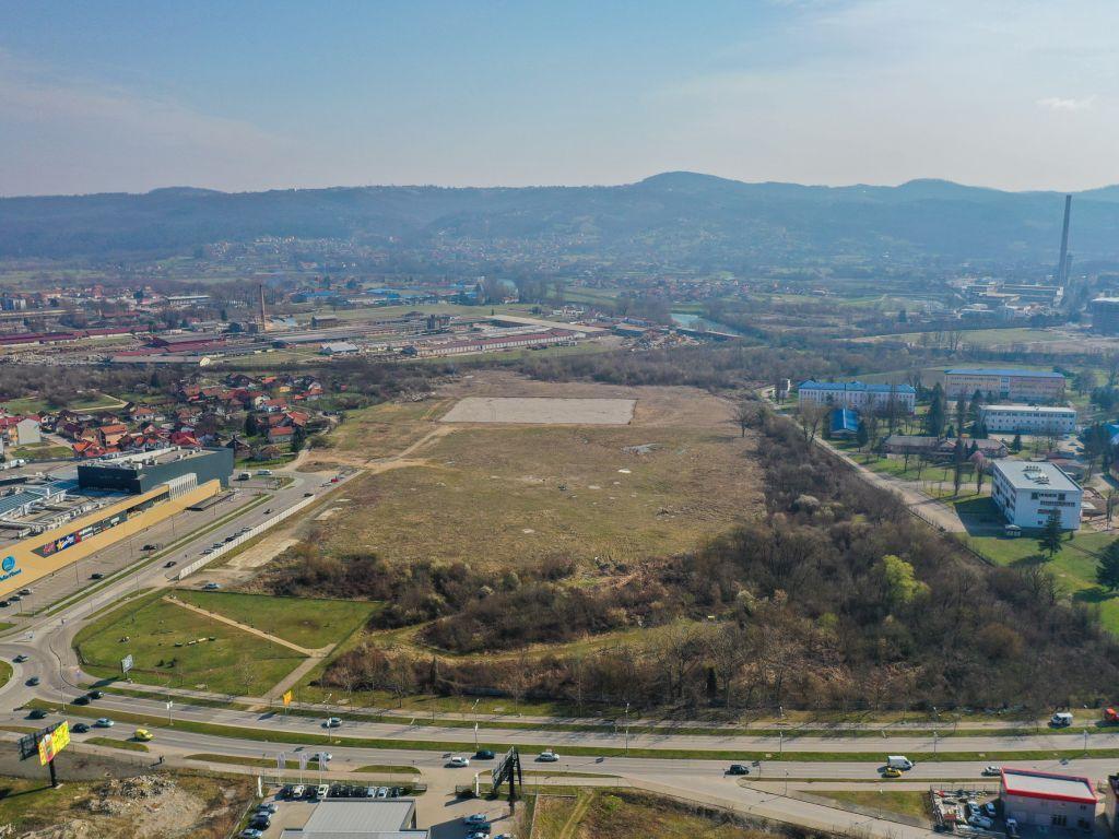 Grad Banjaluka uskoro raspisuje konkurs za idejno rješenje novog gradskog parka sa jezerom