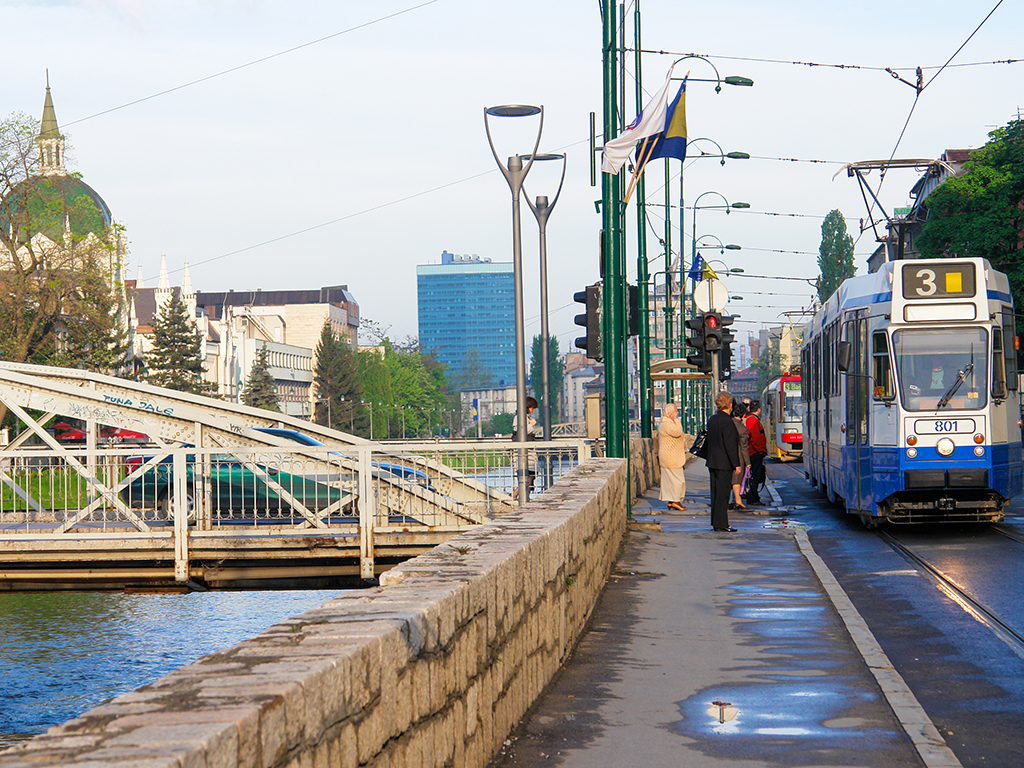 Za obnovu voznog parka za javni prevoz u Sarajevu 20 mil EUR - Vijeće ministara odobrilo zajam kod EIB-a