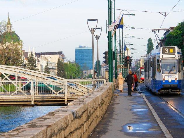 Uskoro video nadzor na tramvajskim stajalištima u Sarajevu