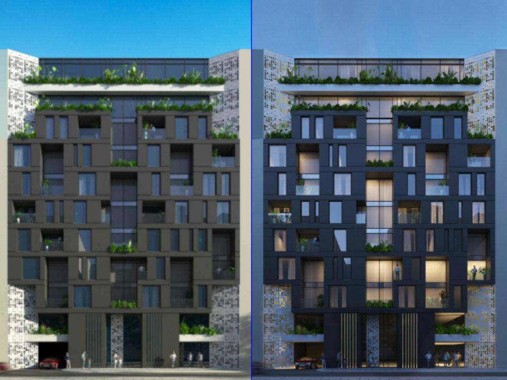 U planu stambeno-poslovna zgrada od 10 spratova na Paliluli