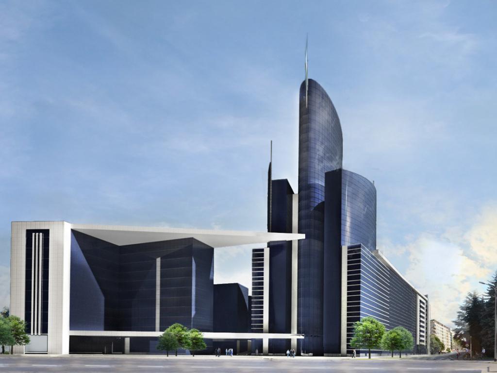 Banjaluka dobija ekskluzivni stambeno-poslovni kompleks Grand Trade Centar (FOTO)