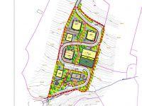 Regulacionim planom novog stambenog naselja Green building resort na Poljinama predviđena gradnja šest stambenih objekata