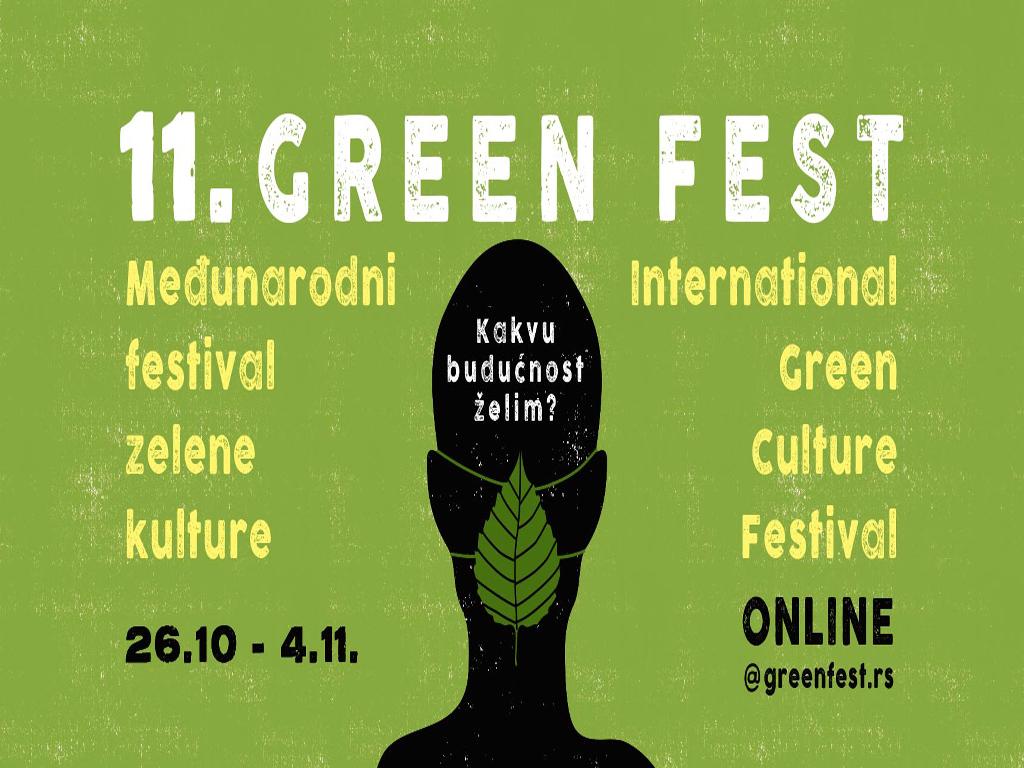 Objavljen program 11. Međunarodnog festivala zelene kulture Green Fest