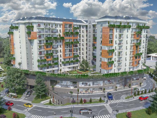 BS Gradnja properties gradi novu zelenu oazu prestonice - Niže cene kvadrata za prve kupce