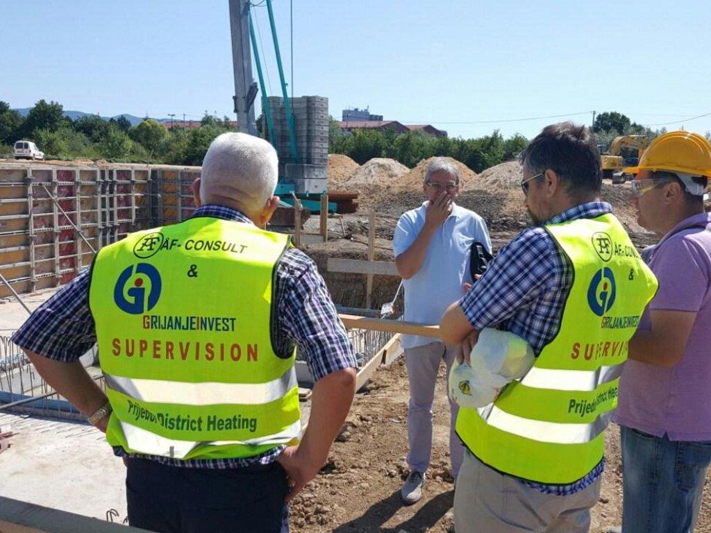 """Paljanski """"Grijanjeinvest"""" u konzorcijumu za nadzor nad izgradnjom nove toplane na biomasu u Prijedoru"""