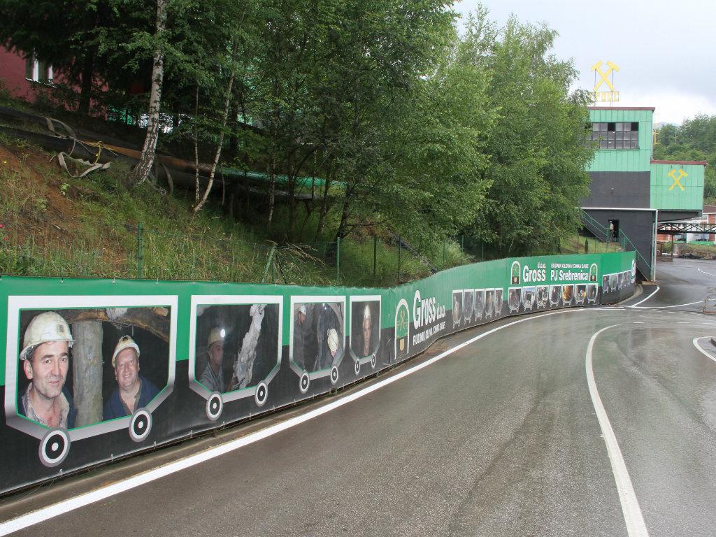 Ponovo rekordna godišnja proizvodnja Rudnika Gross kod Srebrenice - Tokom 2019. biće uloženo 3,23 mil EUR