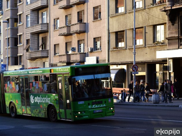 Public transport among biggest polluters – City of Belgrade to implement eco-driving system