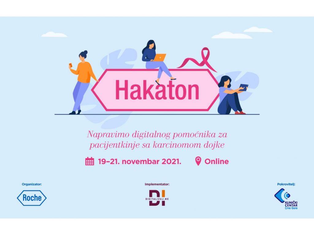 Kompanija Roche organizuje hakaton za podršku pacijentkinjama sa karcinomom dojke - Poziv otvoren do 7. novembra, nagradni fond 10.000 EUR