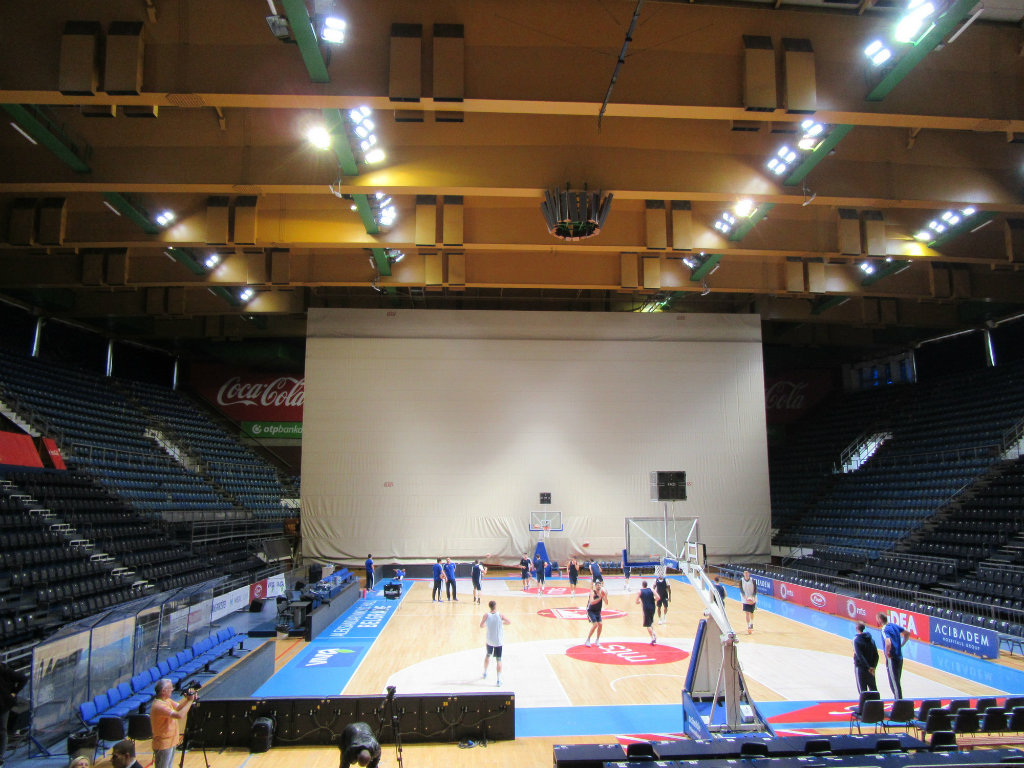 Pionir dobio led rasvetu - Beogradska sportska hala 2018. širi kapacitete za 3.300 mesta