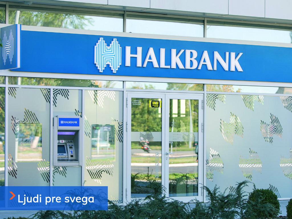 HALKBANK a.d. Beograd plasirala 32 mil EUR kredita za podršku privredi sa garancijom Republike Srbije
